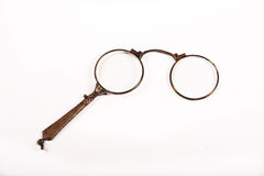Antique glasses Royalty Free Stock Photography