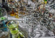 Antique Glassware Royalty Free Stock Image