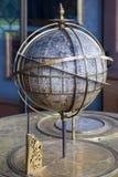 Antique globe Royalty Free Stock Photos