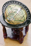Antique globe Stock Image