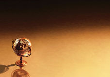 Antique Globe Background Royalty Free Stock Photos