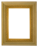 Antique Gold Frame Royalty Free Stock Photos
