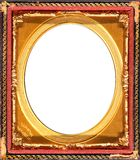 Antique Gold Frame royalty free stock image