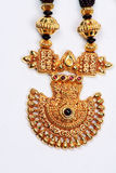 Antique Gold Pendant Royalty Free Stock Images
