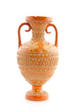 Antique Greek vase Stock Photo