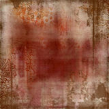 Antique Grunge Background Stock Photo
