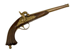 Antique gun Royalty Free Stock Images
