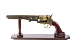 Antique gun Royalty Free Stock Image