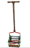 Antique Hand Mower Royalty Free Stock Image