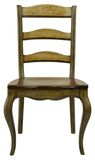 Antique Hand Painted Chair Royalty Free Stock Image