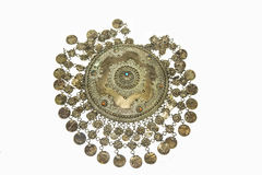 Antique headgear Royalty Free Stock Images