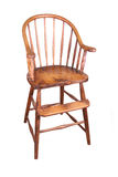 Antique High Chair Royalty Free Stock Image