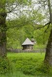 Antique house in Sibiu Romania Royalty Free Stock Photo