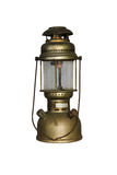 Antique Hurricane Lamp Stock Photos