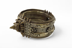 Antique Indian Bracelet Stock Images