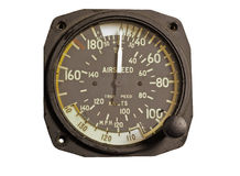 Antique indicator Royalty Free Stock Image