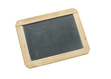 Antique Individual Chalkboard Royalty Free Stock Images