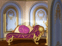 Free Antique Interior Royalty Free Stock Photos - 44661758