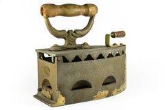 Antique iron Stock Photography