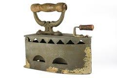 Antique iron Stock Photo