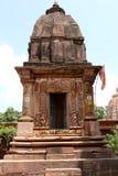 Antique Jain temple Stock Image