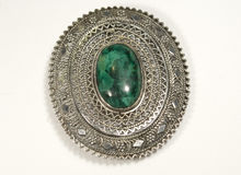 Antique jewel Stock Photo