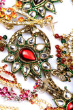 Antique jewellery Stock Image