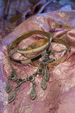 Antique jewelry Stock Image