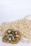Antique jewelry Royalty Free Stock Photo