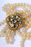Antique jewelry Royalty Free Stock Photo