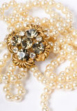 Antique jewelry Royalty Free Stock Image