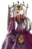 Antique jewelry holder Stock Photos