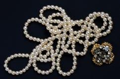 Antique jewelry Stock Images