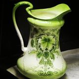 Antique jug Royalty Free Stock Photo