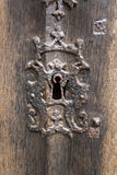 Antique Keyhole Royalty Free Stock Photos