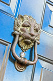 Antique knocker Royalty Free Stock Photography