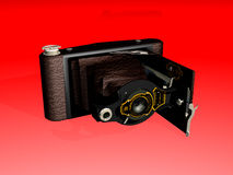 Antique Kodak camera Royalty Free Stock Photo