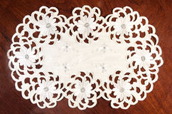 Antique lace Stock Photography