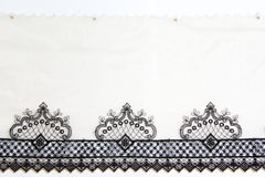 Antique lacework Royalty Free Stock Image