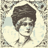 Antique Lady Stock Images