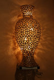 Antique Lamp Stock Image