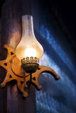 Antique lamp Royalty Free Stock Photo