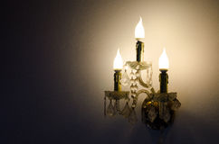Antique lamp Stock Image