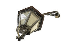 Antique Lamp Low Angle View Stock Images