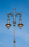 Antique lamp post Stock Photo