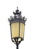 Antique lamp post Royalty Free Stock Photo