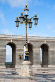 Antique lamp post Royalty Free Stock Photography