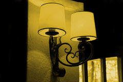 Antique lantern Royalty Free Stock Photography