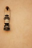 Antique lantern in dubai Stock Photos