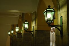 antique lanterns Στοκ Εικόνες